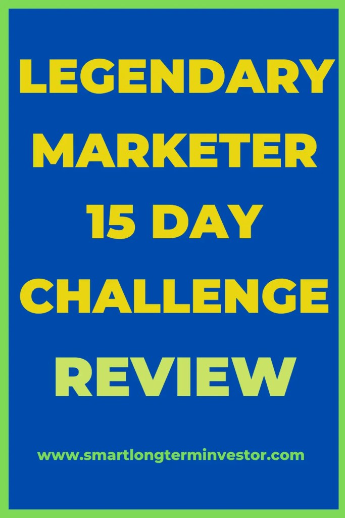 Legendary Marketer 15 Day Challenge is a foundational training to start and grow a freelance high profit and high margin digital marketing business.
