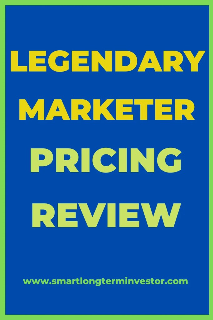Legendary Marketer Pricing Review for the digital marketing educational products that teach how to start a high profit online business in 4 core niches.