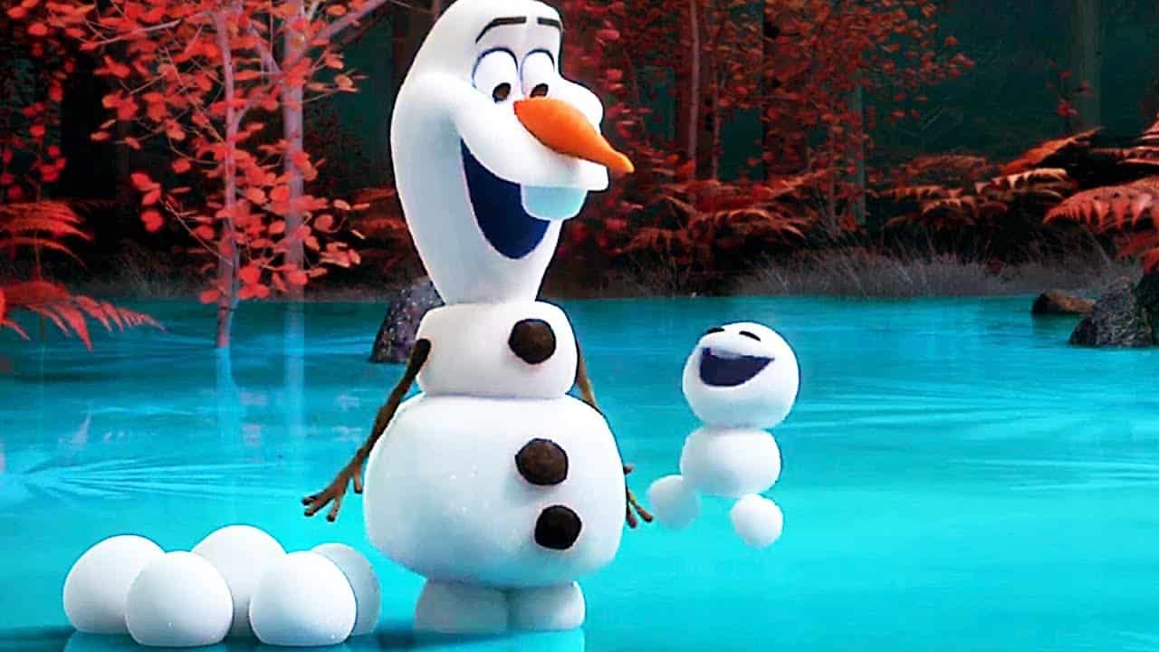 Disney пускат кратки филмчета с героите от Замръзналото Кралство, направени изцяло в домашни условия