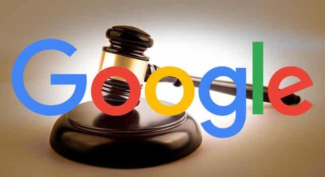 Google е в процес на федерално разследване на трудовите си практики