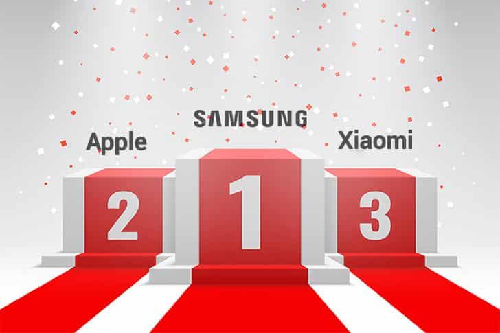 Xiaomi победи Huawei, за да стане третият световен производител на смартфони