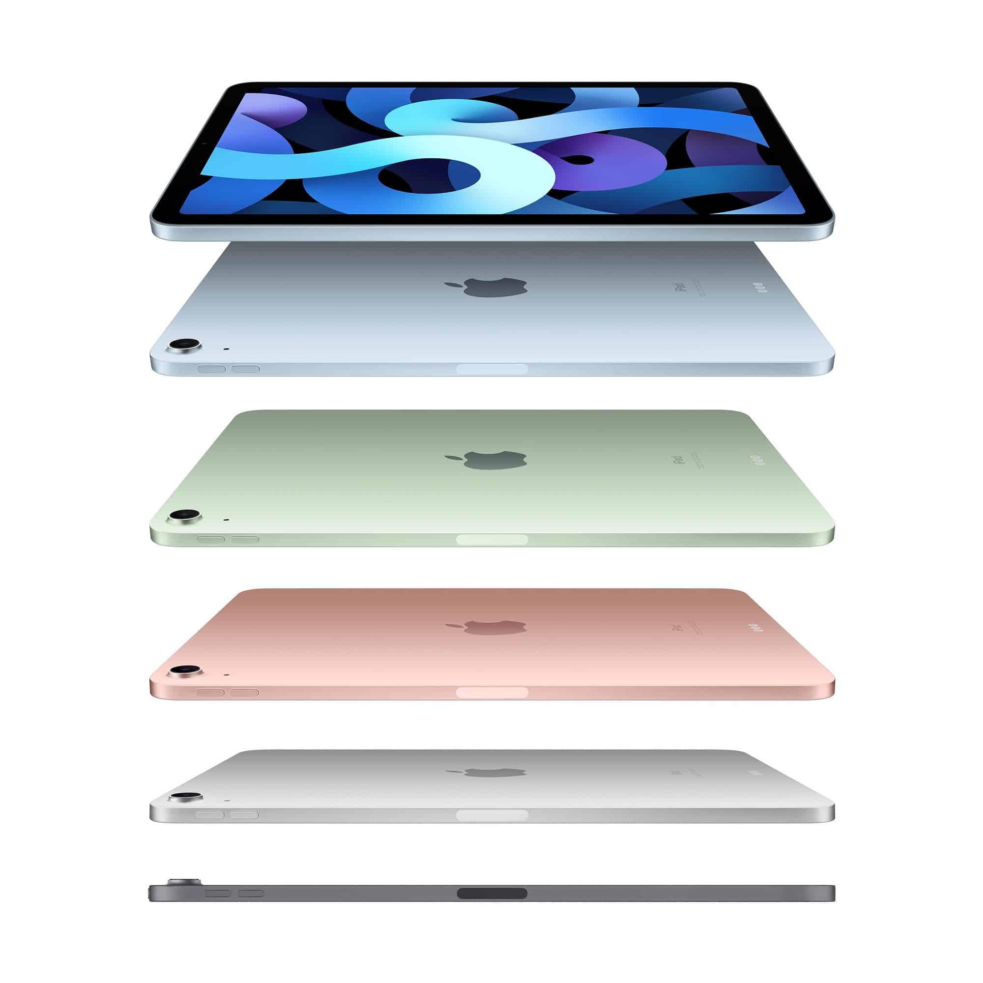 Apple анонсира нов iPad Air, който прилича на iPad Pro, със стартова цена от $599