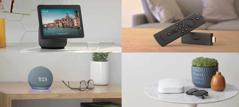 Готови ли сте за новите продукти на Amazon – Echo говорители, Fire TV и нова Alexa