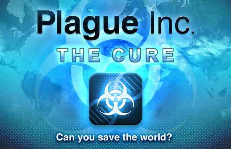 Plague Inc. The Cure лечение