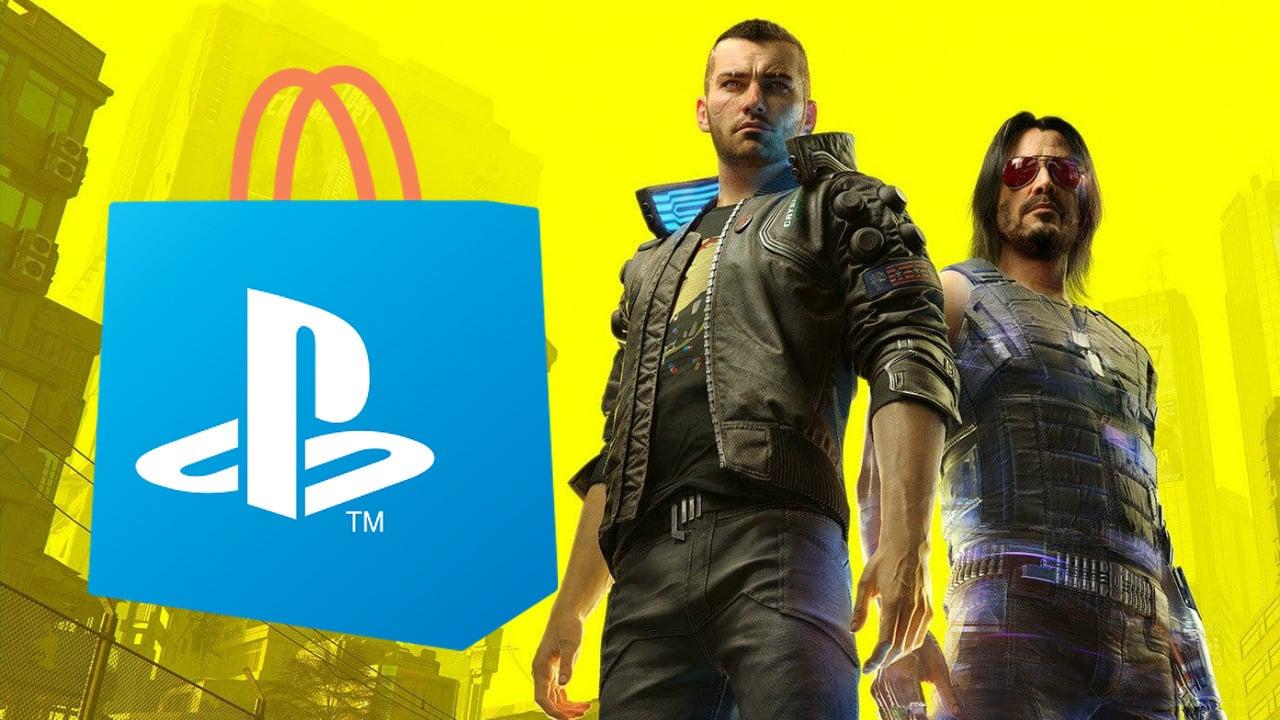 Sony премахна Cyberpunk 2077 от PlayStation Store