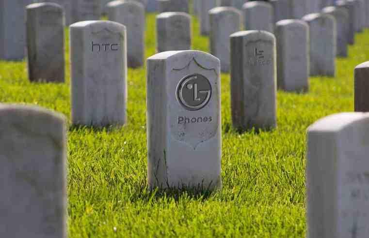 LG напускат пазара на мобилни телефони