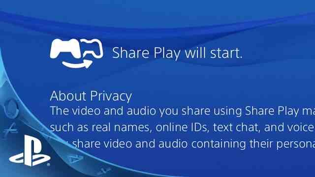 Share-Play между PS4 и PS5 конзоли