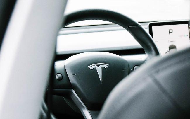 Tesla Unsplash Austin Ramsey