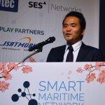 7 Tetsuro Ashida, Senior Coordinator, Mitsui OSK Lines, Ltd (MOL)