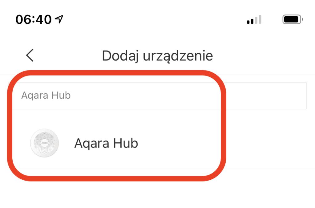 Aqara Hub