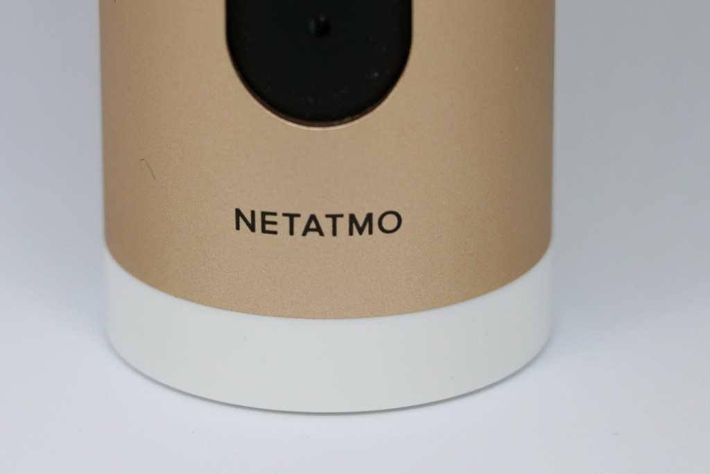 ยินดีต้อนรับ Netatmo