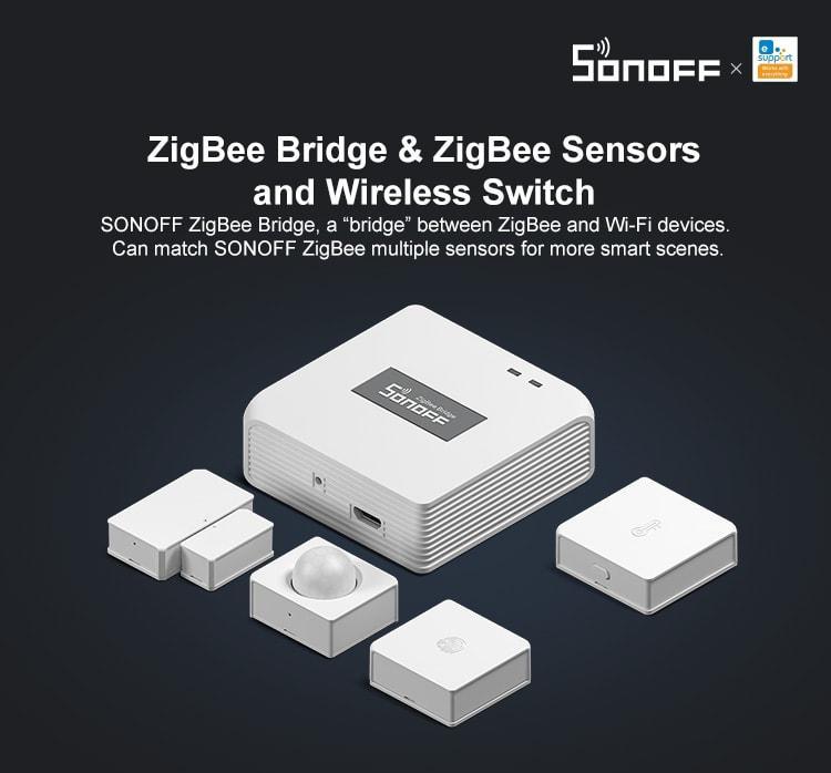 Bridge Sonoff Zigbee