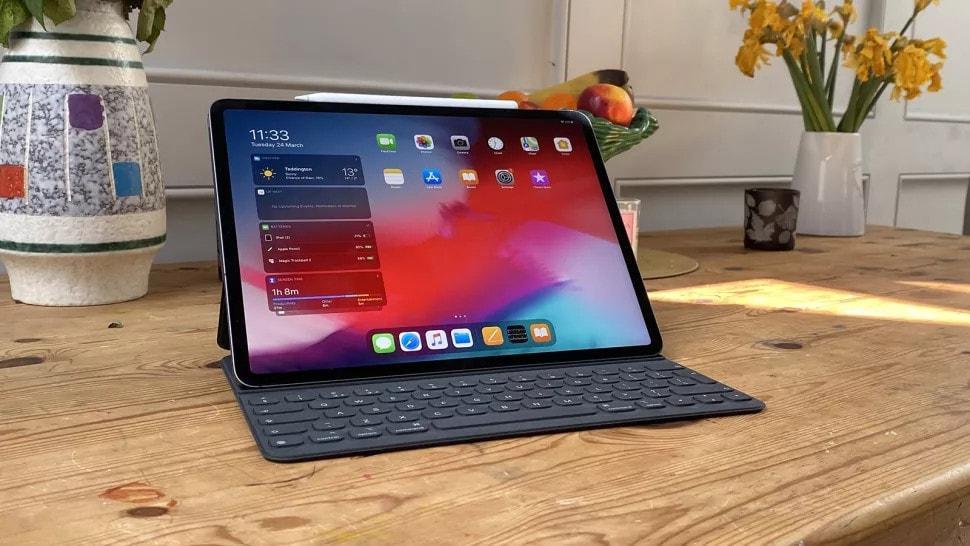 estreia ipad pro 2021