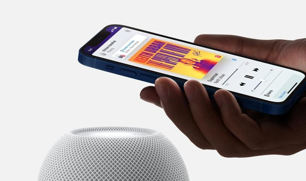 mini homepod
