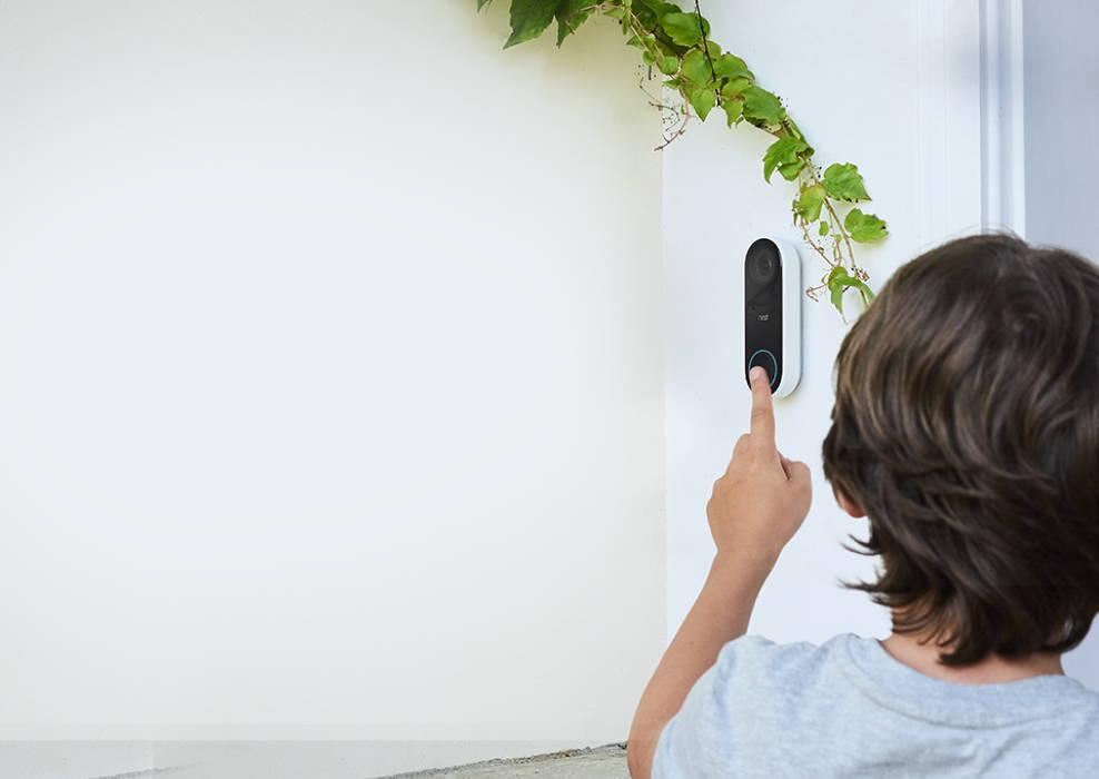 nest video doorbell przewodowy
