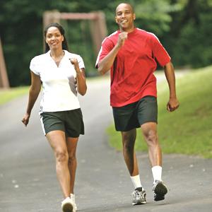 Simple-walking-exercise