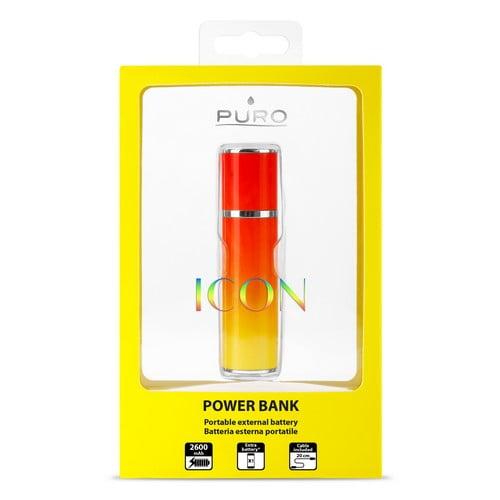 Power Bank ICON 2600 mAh