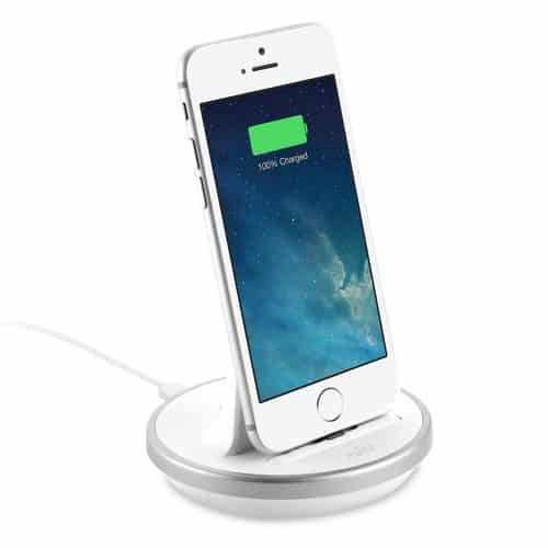 Stolni Držač za punjenje Apple lightning 2.4A