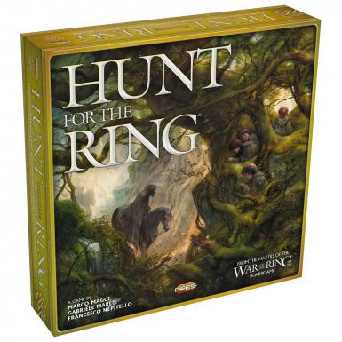 The Lord Of The Rings - Hunt For The Ring