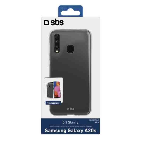 Samsung Galaxy A20s Maskica SKINNY TPU