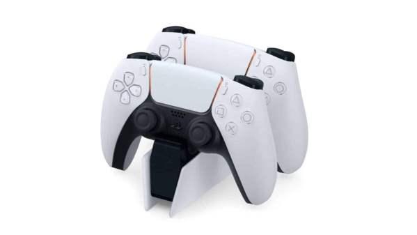 Podržava punjenje do dva kontrolera za Sony PlayStation 5 konzolu.