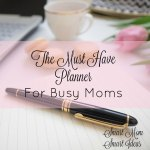 Mom's perfect planner