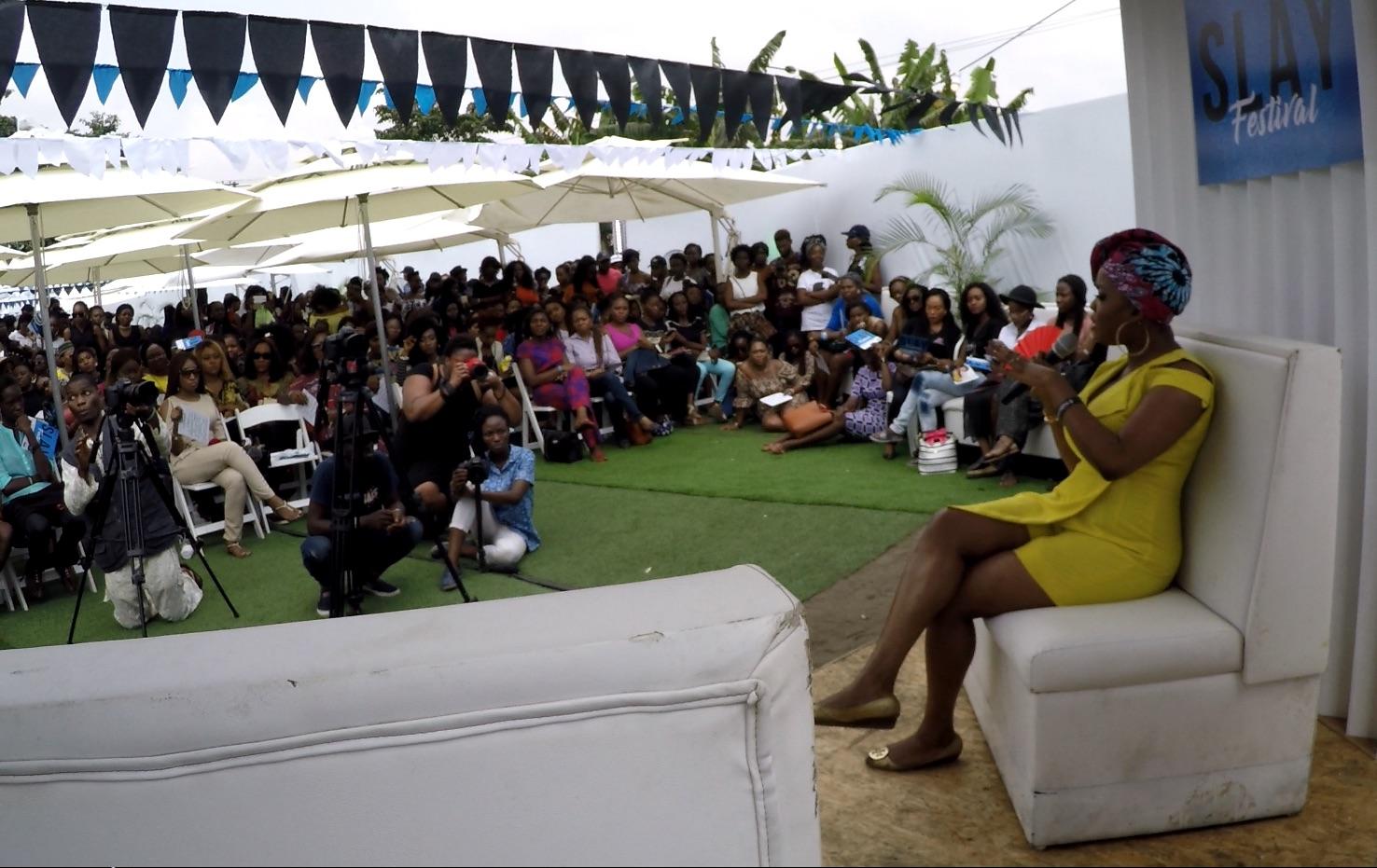 arese ugwu slay festival