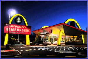 will i become rich running a restaurant franchise