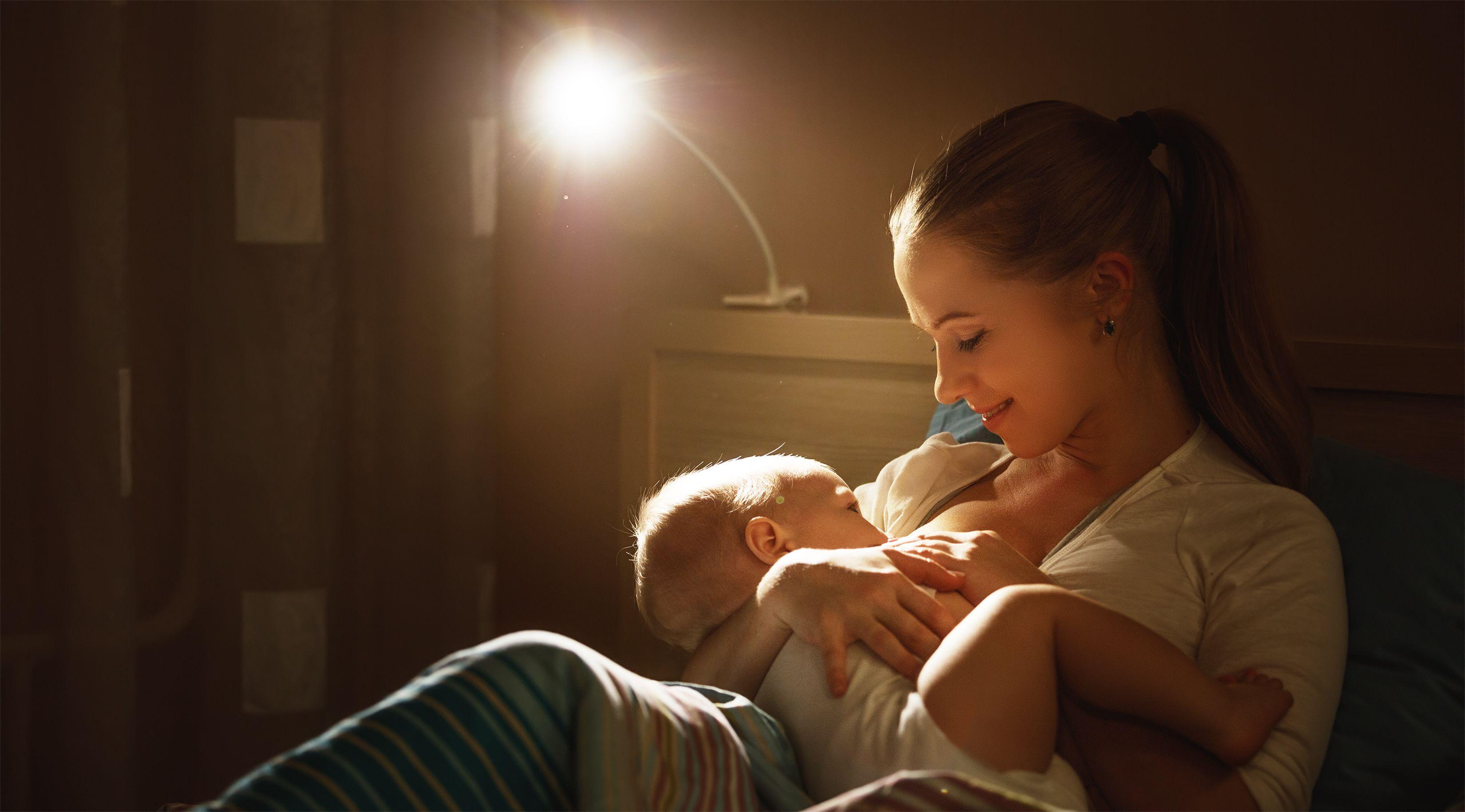 Mom Guide to Vegan Breastfeeding