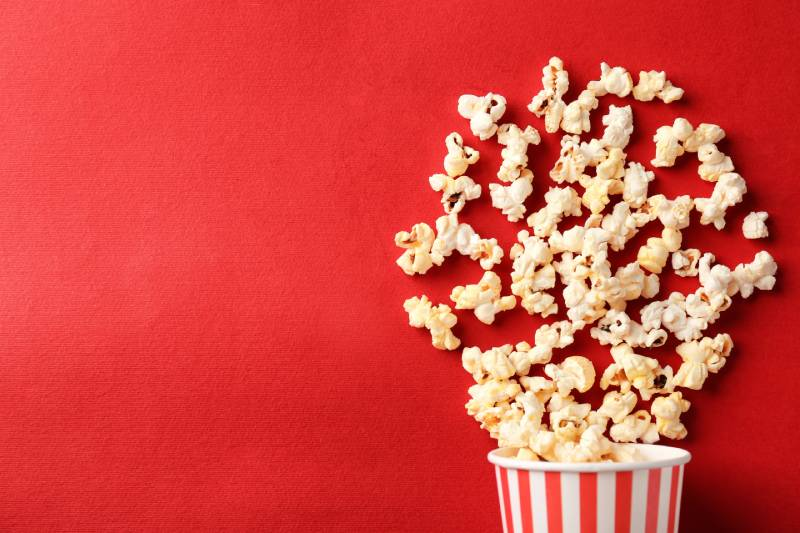 How to Save Money on Movies for Movie Night