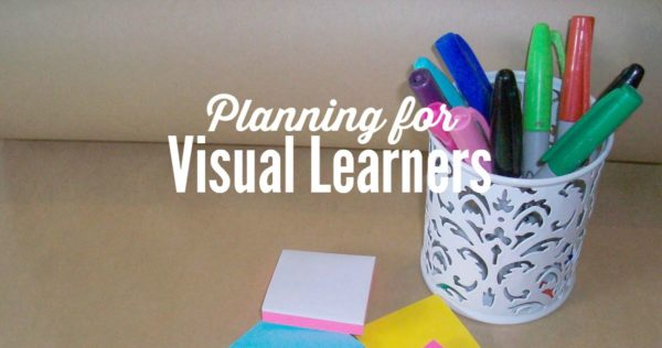 frugal tips - planners for visual types