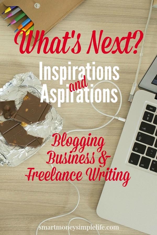 blogging and freelance writing