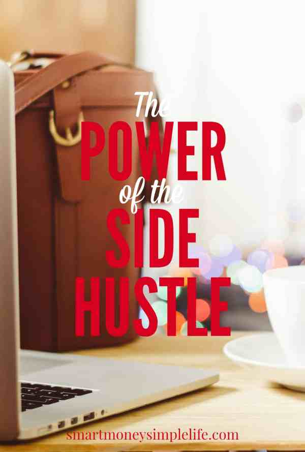 Why and how to start a side hustle and make extra money to pay off debt