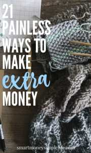 Legitimate ways to make extra money! Making a little extra money can result in a lot of peace of mind. Start a side hustle today to help you pay off debt, afford a few luxuries or even retire early.