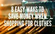When it comes to clothes shopping, not wasting money is just as important as finding that special bargain. Follow these tips and save...
