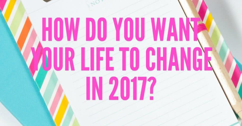 How do you want your life to change? Use these 5 steps to clarify what you want and how to go about getting it.