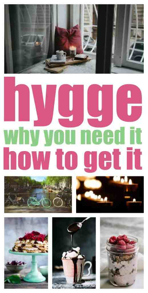 Hygge why you need it how to get it.