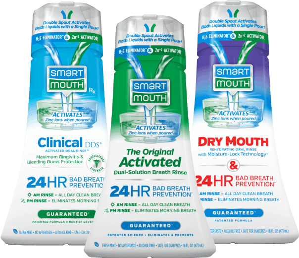 Activated Oral Rinse