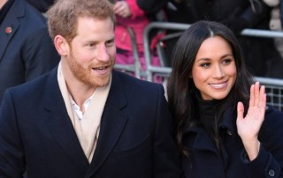 Meghan Markle and Prince Harry Wedding Story
