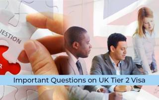 Important UK Tier 2 Visa Questions Answered by UK Visa Consultant in Delhi