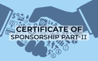 UK Tier 2 Sponsor Consultant in Mumbai: Certificate of Sponsorship Part- II