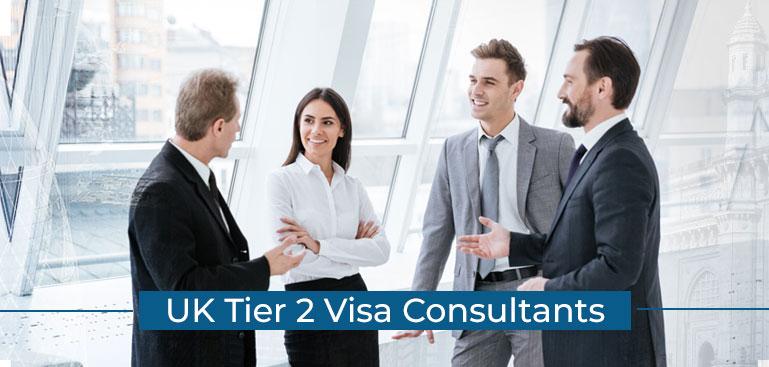 Consultants from Mumbai on RLMT for Tier 2 Visa