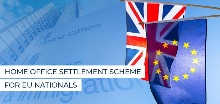 Simple. Fast – Home Office's Settlement Scheme for EU Nationals in UK Post Brexit