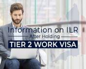 UK Visa consultants in Delhi explain getting an ILR after Tier 2 Work Visa