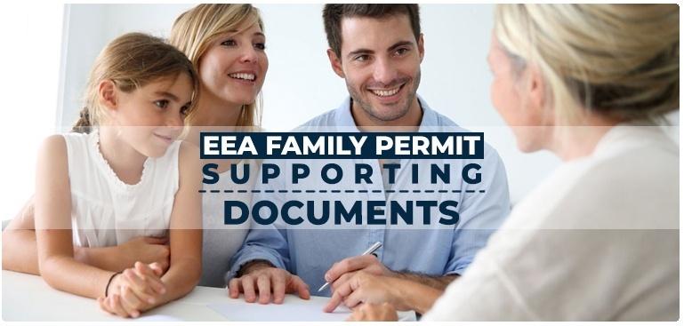 EEA Family Permit for UK