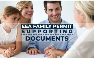 EEA Family Permit Supporting Documents