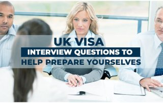 UK Visa Interview Questions to Help Prepare Yourselves.