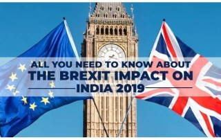 All you need to know about the Brexit impact on India 2019