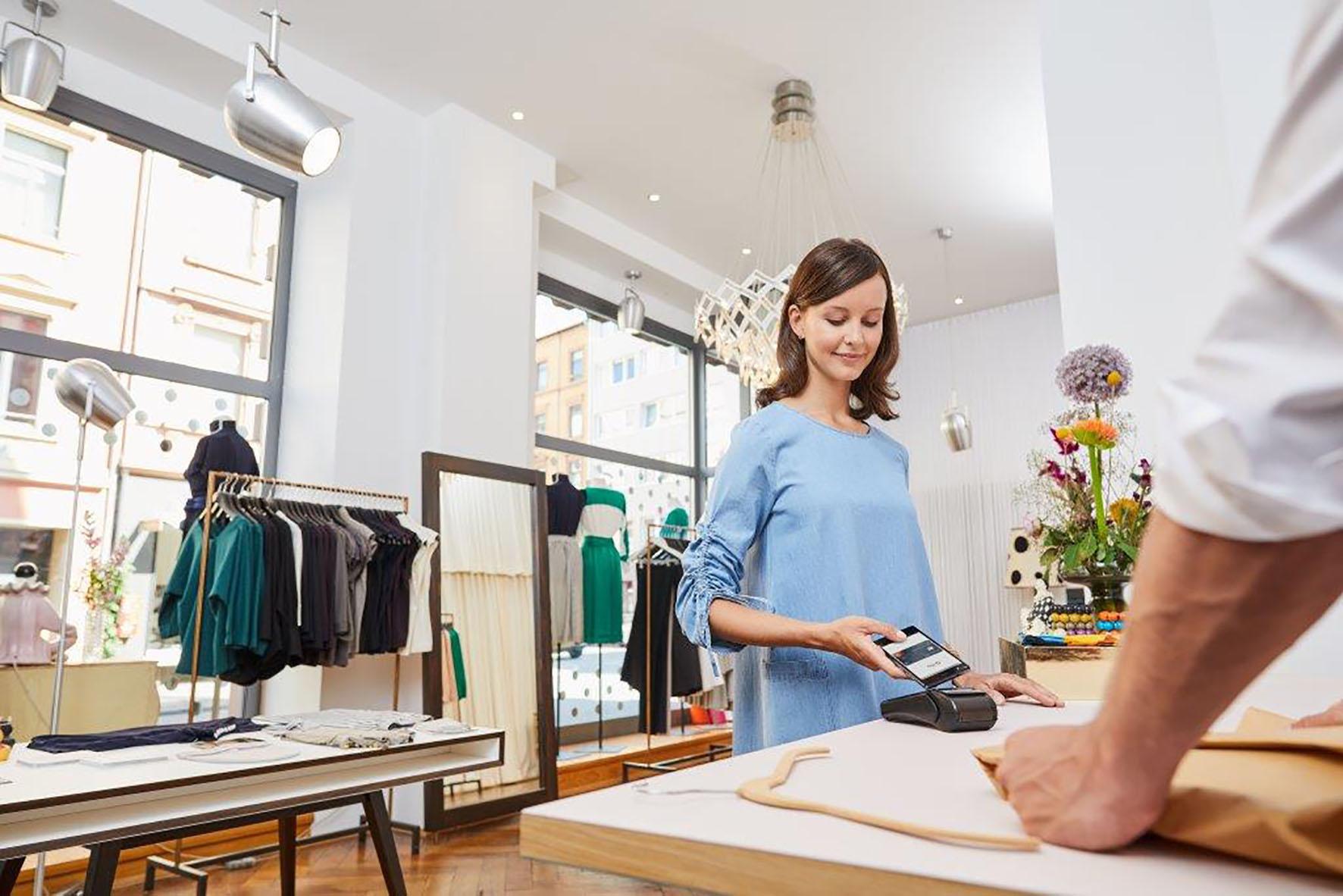 Kontaktlos bezahlen statt nach Kleingeld kramen