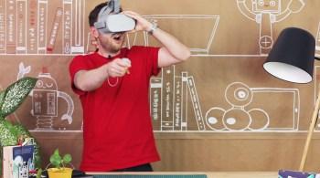 Lernplattformen bieten Erlebnisse mit Virtual-Reality-Software